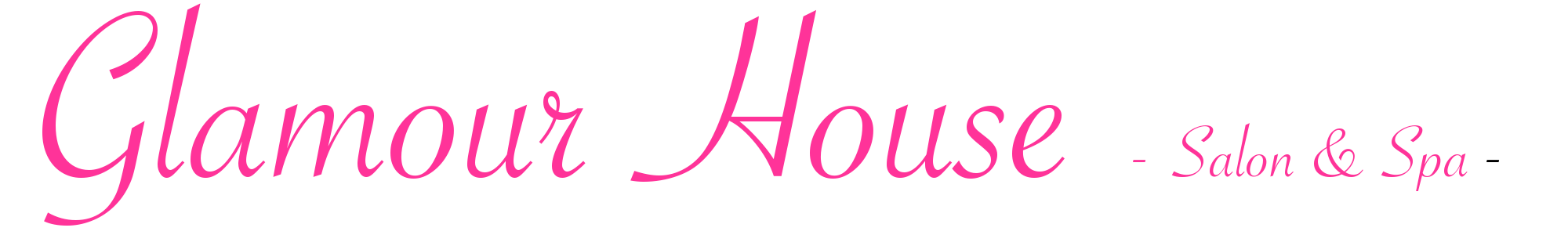Glamour House - Salon and Spa -