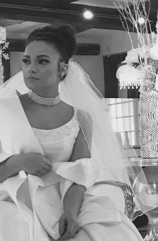 bride's big day